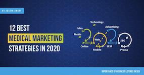12 Best Medical Marketing Strategies in 2020