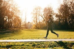 New Study - Running-Related Injuries No Match for Shock Wave