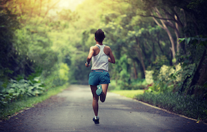 The Role of Extracorporeal Shockwave Therapy in Return to Competition for Endurance Runners